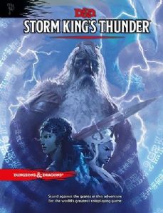 Dungeons & Dragons RPG: 5th Edition - Storm King's Thunder